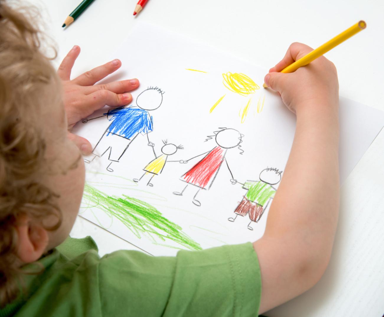 çocuk çizimleri
